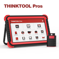 THINKCAR THINKTOOL PROS Car Full System Adas Key Programmable ECU Coding OBD2 TPMS Diagnostic Tool Auto Scanner 28 Resets Active