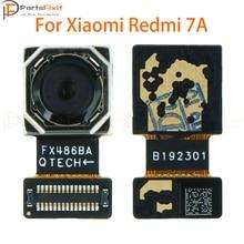 Voltar enfrentando a câmera para redmi 7a câmera traseira módulo flex substituição