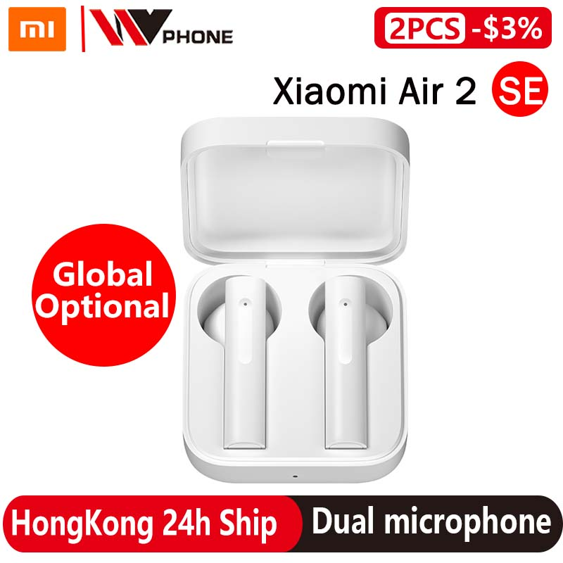 Xiaomi Air2 SE TWS Mi True Wireless Bluetooth Earphone Air 2 SE Earbuds AirDots pro 2SE 2 SE 20 Hours Battery Touch Control