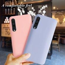 Coque pare-chocs en Silicone souple pour Samsung Galaxy A50 2019 A505F, étui de téléphone