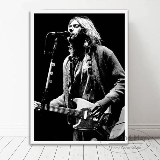 Kurt Cobain Poster 10