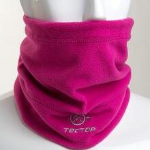 Теплая зимняя уличная ветрозащитная Флисовая шапка tectop