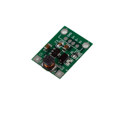 (553) Without USB DC-DC boost module (0.9V ~ 5V) boost 5V 600MA mobile power boost image