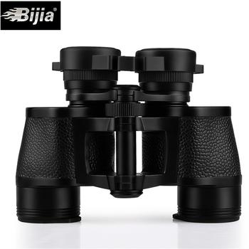 BIJIA 8x35 HD Binoculars Dal-tube Low-light Night Vision Telescope