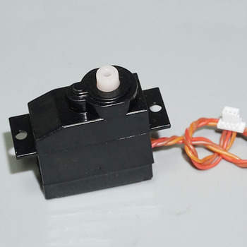 8g Micro Mini Electric Servo Steering Motor 3V 5V Interface 1mm Pitch Terminal Miniature Servo DIY Aeromodel RC Car Model Parts image