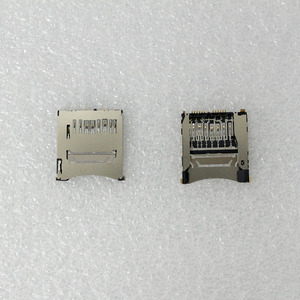 Image 1 - 5 قطعة SD الذاكرة فتحة للبطاقات حامل إصلاح أجزاء لكانون EOS 70D 80D 5D مارك IV 5D4 SLR