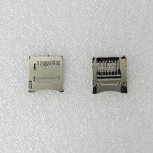 5 pièces de rechange de support de fente de carte mémoire SD pour Canon EOS 70D 80D 5D mark IV 5D4 SLR