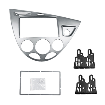 Car Stereo Radio Fascia Panel Trim Kit 2Din Frame for FORD Focus 1998-2004 11-547 (Right Hand Drive RHD)