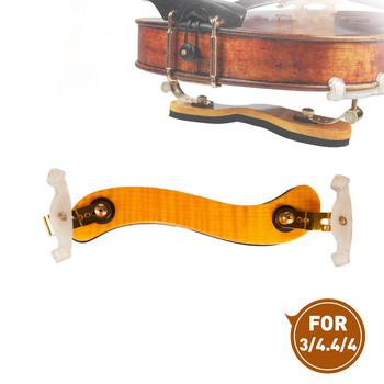 Żeberko do skrzypiec regulowany 3 4 4 4 żeberko do skrzypiec wytrzymałe klon żeberko do skrzypiec tanie i dobre opinie Banjolele Skrzypce użytkowania