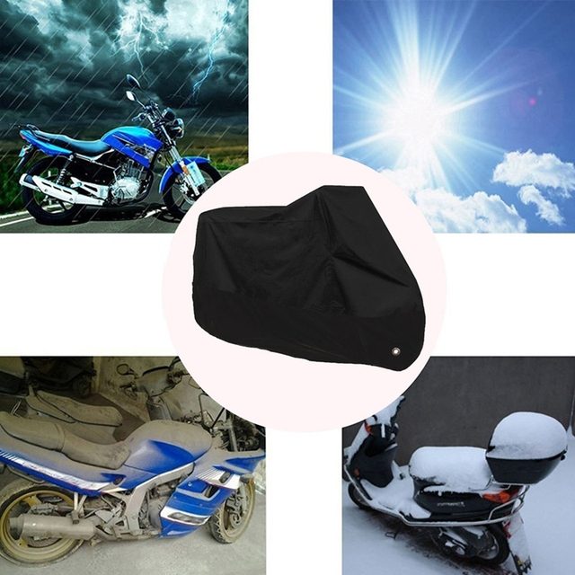 Motorcycle Outdoor Rain Protector  1