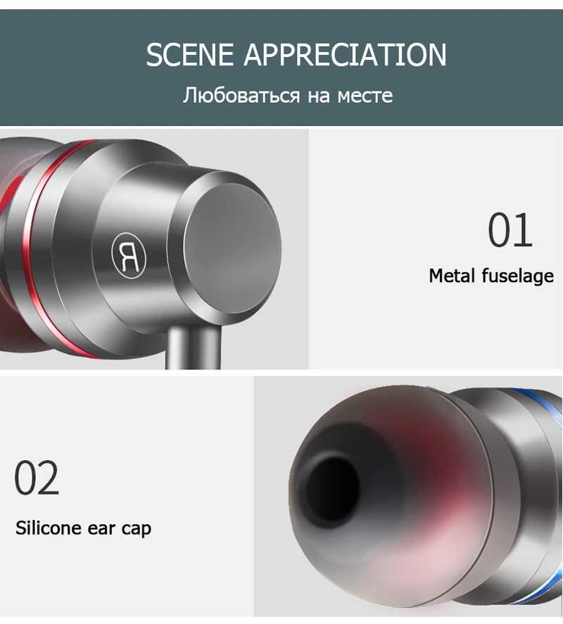 3.5 milímetros fone de ouvido de metal subwoofer 4D HIFI fone de ouvido DJ fone de ouvido fone de ouvido com microfone para telefone inteligente