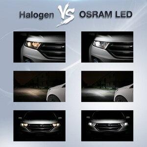 Image 5 - OSRAM H4 9003 HB2 LED Headlight 12V 16204CW LEDriving HL Car Lamps 6000K Bright White LIght LED Auto High Low Beam (Twin Pack)