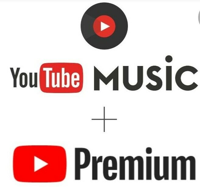 1 Year YouTube Premium And Youtube Music Subscription Works On PC IOS Android Smart TV Set Top Box Tablet PC