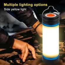 Usb Перезаряжаемые светодиодный вспышка светильник Портативный