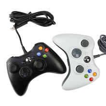 USB Wired Gamepad untuk PC Controller Gaming Double getaran Joystick untuk PC Controller Gamepad Joypad Untuk Windows 7 8 10(China)