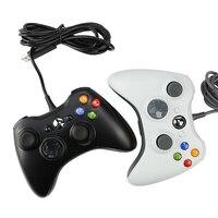 USB Wired Gamepad für PC Xbox 360 Controller Gaming Dual Vibration Joystick für PC Wireless Controller Joypad Für Win7 8 10