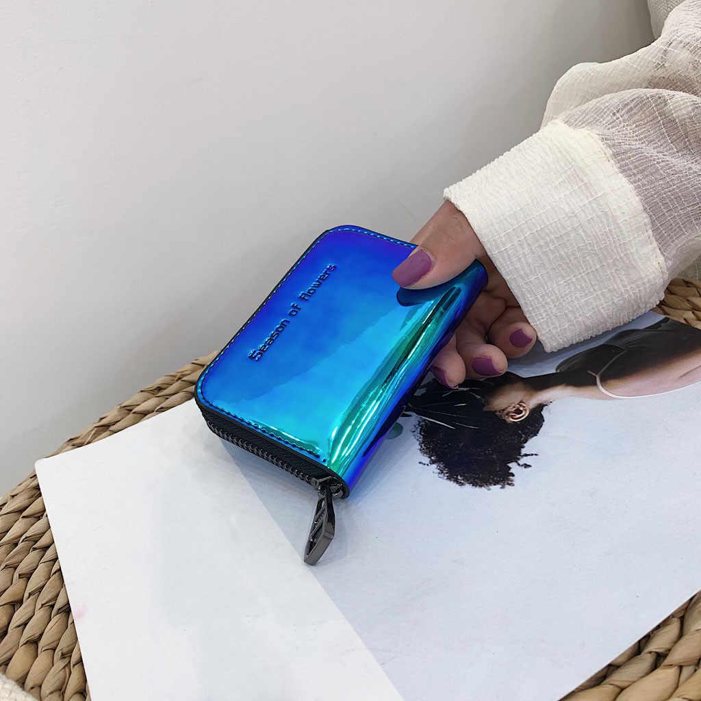 CONEED Wallet Women's Wallet Fashion Multicolor Casual Wallet Coin Purse Bag Clurch Wallets women purses 2019 purse organizer