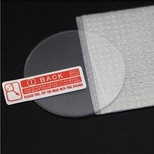 2แพ็คสำหรับMichael Kors MKT5012 Mk5012 0.3มม.2.5Dขอบโค้งมนกระจกนิรภัยป้องกันหน้าจอSmartWatchฟิล์ม