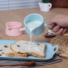 55 мл/130 мл керамики кувшины для молока кухонная посуда Кофе Варенье стакан для хранения завтрак хлеб крем контейнер горшок миниатюрный с ручкой