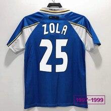 1997-97alta calidad Vintage Chalcio No. 25 ZOLA T-shirt, Chelsea nostalgico retrò petautunu Di Mattio La Buif 2022KANTE No. 7