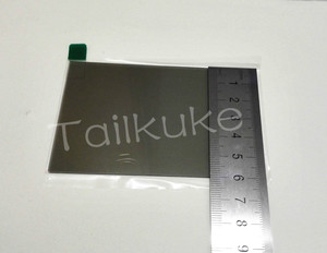 Image 1 - Projektör ısı yalıtım cam ısı yalıtımı polarize cam polarize Film 4 inç projektör onarım ekranı sarı 96 ✘ 60