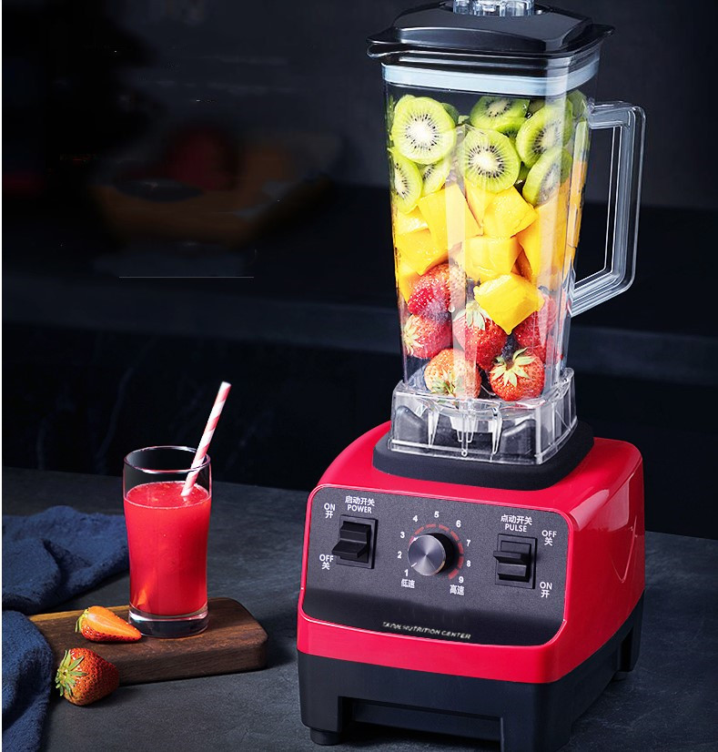 2L Heavy Duty Commercial Blender Professional Power Blender Mixer Juicer Food Processor Japan Blade