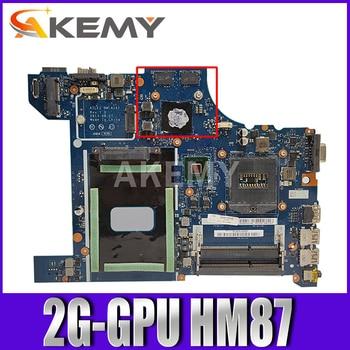 AILE2 NM-A161 for Lenovo ThinkPad E540 notebook motherboard 04X4949 04X4787 04X4950 04X4788 PGA947  2G-GPU HM87 100% test work 1