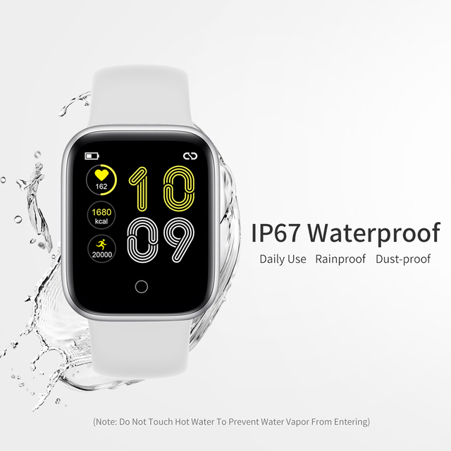 DAROBO NY07 Sport Smartwatch men Blood pressure Fitness tracker Heart rate monitor Smart watch women for Apple android
