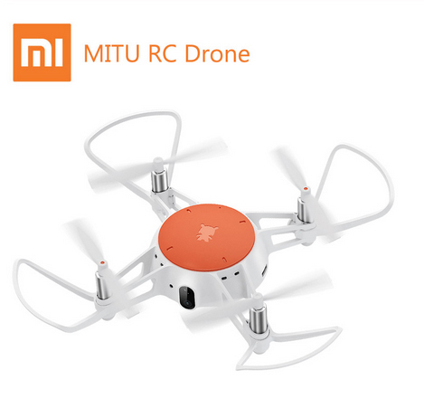Original Xiaomi MITU WIFI FPV 360 Tumbling RC Drone With 720P HD Camera Remote Control Mini Smart Aircraft Wifi FPV Camera Drone 1