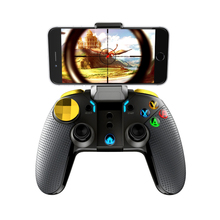iPega PG-9118 9118 Wireless Bluetooth Gamepad Pubg Mobile Game Controller Gamepad Joystick for IOS Android Smartphone Windows PC ipega pg 9082 pg 9082 bluetooth gamepad shooting ar gun joystick for android ios phone pc ar game controller