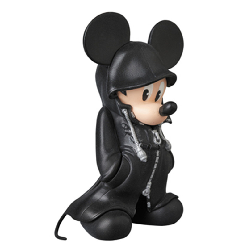Disney Donald Riku Mickey KINGDOM HEARTS Doll PVC Action Figure Anime Model Desktop Decor Toys Children Birthday Gifts M4613