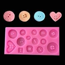 1 шт силикагелевая форма для торта с кнопками запасная прессования