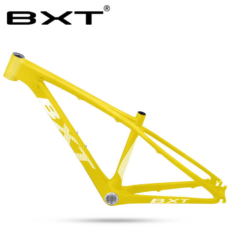 Full Carbon Mtb Mountain Bike Frame 26er BB92 Bicicletas Used For Mountain Bike  Frame Super Light Children Frames Bicycle Parts