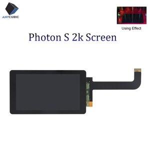 Image 1 - ANYCUBIC foton S 2K LCD ışık kür ekran modülü 2560x1440