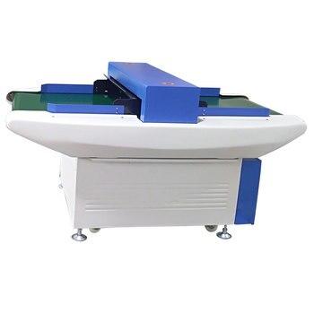 black treadmill pvc conveyor belt Accurate online conveyor belt needle metal detector for breathing mask