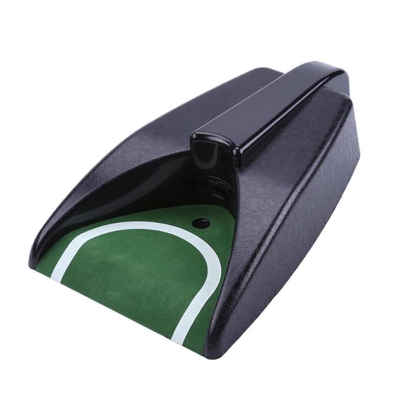Golf Ball Kick Back Automatic Return Putting Cup Device Training Aid