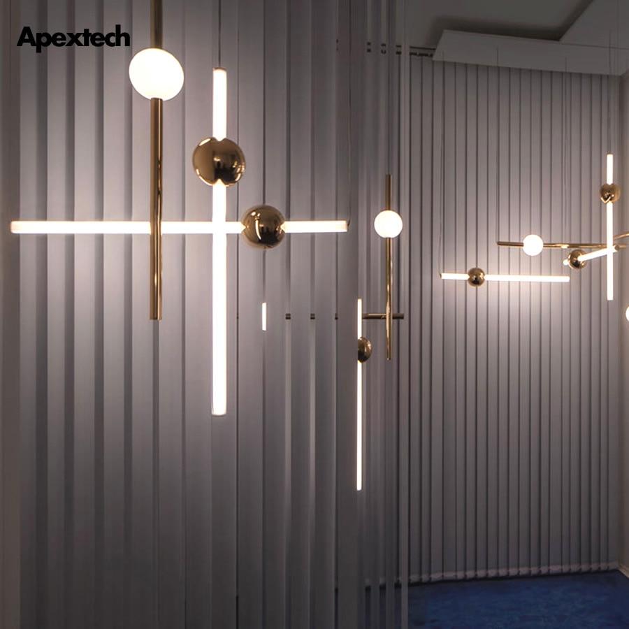 Original Design Led Light Bar Pendant