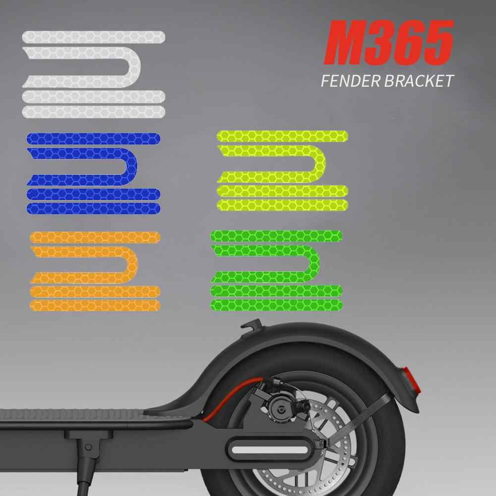Scooter Front Wheel Sticker Motor Protective Cover Shell Kick for M365 ProUKPTU