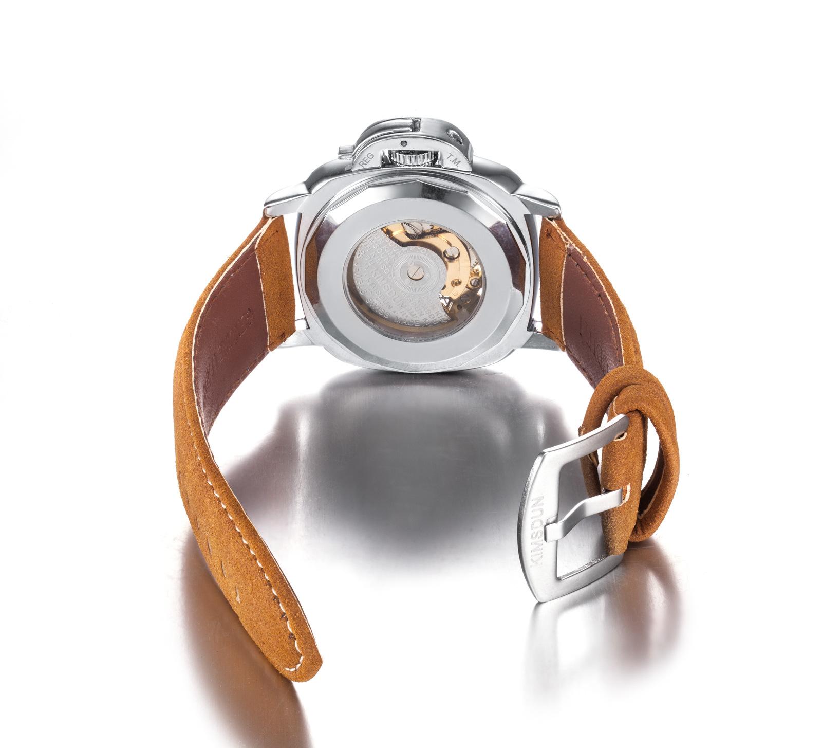 Hygia Herren Military Armbanduhr 11