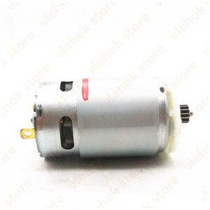 Image 2 - 14 diş Motor DeWALT DCD700 DCD710 DCD710S2 DCD701 DCD710C2 DCD710DV DCD710D2 N075847 N446251 N432948 N038034