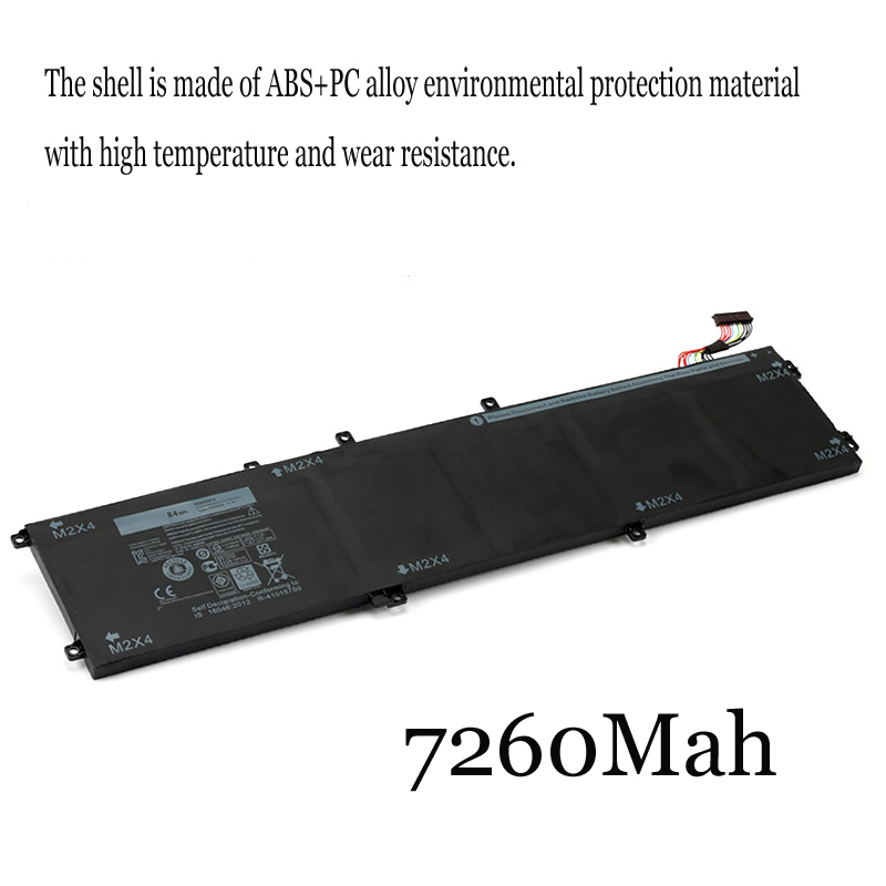 1PC New Laptop Battery Internal For Dell Precision 5510 XPS15 9550 9560 4GVGH image