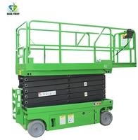 Last 2000KG Höhe 1300mm Größe 850*2000mm Hydraulische Scissor Tabelle Lift| |   -