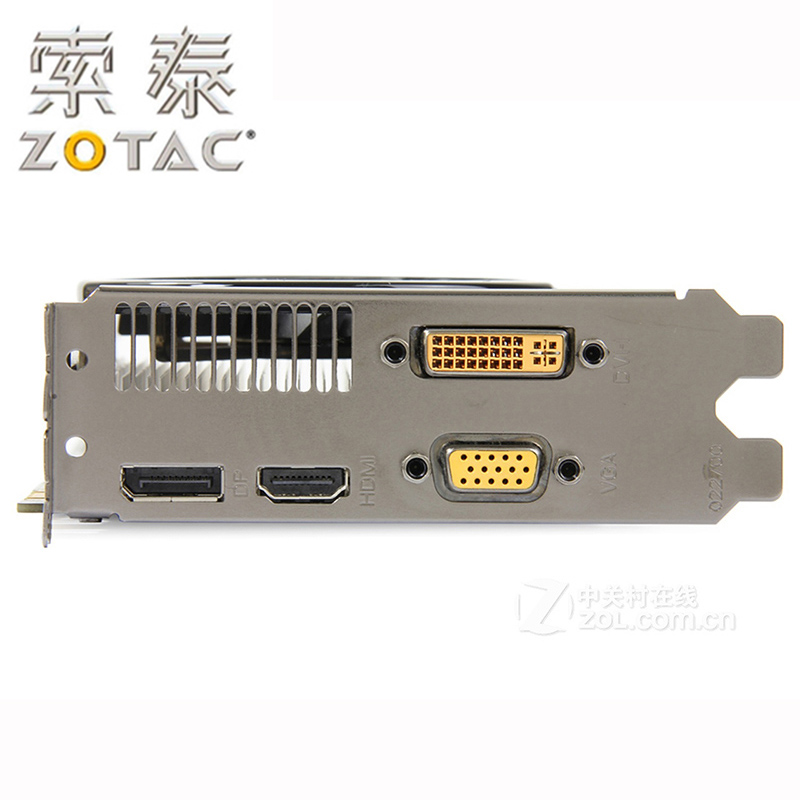 100% ZOTAC Graphics Cards GeForce GTX550Ti-1GD5 GDDR5 192Bit Video Card for nVIDIA GTX 500 Map GTX 550 Ti 1GD5 Dvi VGA Used 4