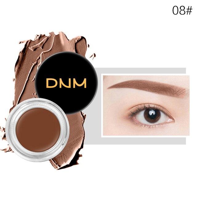 1pcs DNM Tattoo Eyebrow Gel Long Lasting Waterproof Eyebrow Pencill Dye Eyebrow Shadow Gel Makeup Cosmetics Korean Makeup TSLM2 4