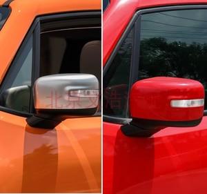 Image 2 - 1 قطعة ل جيب المتمرد عكس مرآة مصباح غطاء الرؤية الخلفية الجانب بدوره إشارة عرض مصباح قذيفة الأصلي أصيلة الجناح