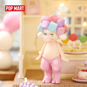 POPMART Satyr Rory Sweety series Toys figure Action Figure Birthday Gift Kid Toy free shipping(China)