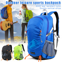 30L Nylon Backpack Student Outdoor Travel Camping Hiking Bag Men Women Lightweight Casual Sports Backpack ALS88