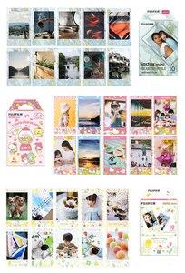 Image 5 - מקורי Fujifilm Instax מיני סרט 10 גיליונות מיידי סרט מיני 8 מיני 9 תמונה עבור 7s 70 SP 1 SP 2 מיידי מצלמה