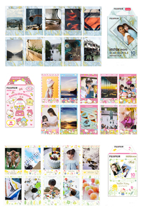 Image 5 - Original Fujifilm Instax mini Film 10 Sheets Instant Film mini 8 mini 9 Photo For 7s 70 SP 1 SP 2 Instant Camera