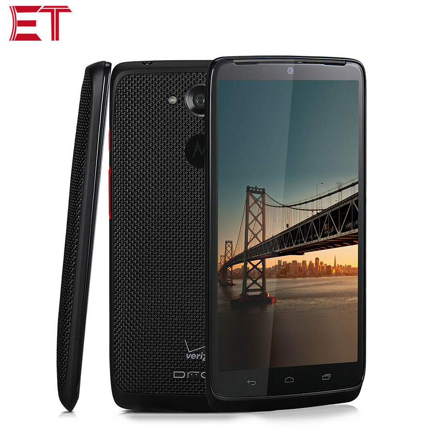 Motorola DROID Turbo XT1254 3G Mobile Phone 3GB RAM 32GB ROM Snapdragon805 Quad Core 5.2